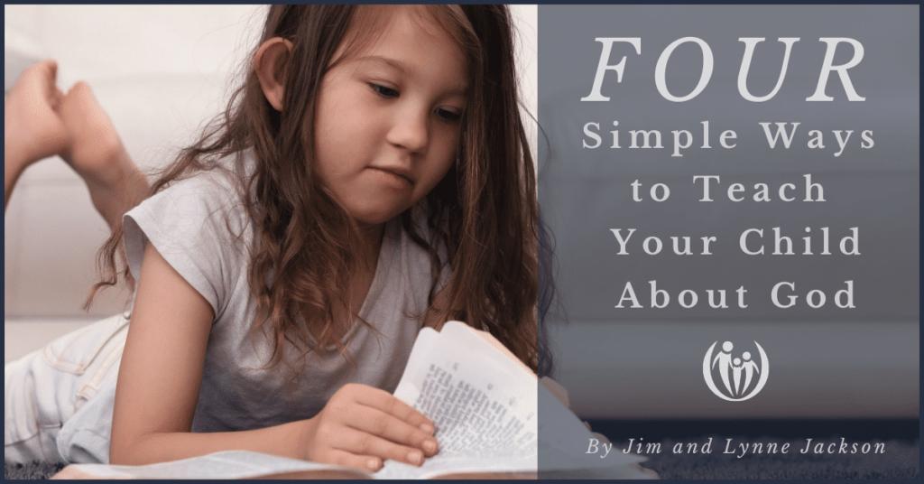 4 simple ways teach child about God 1