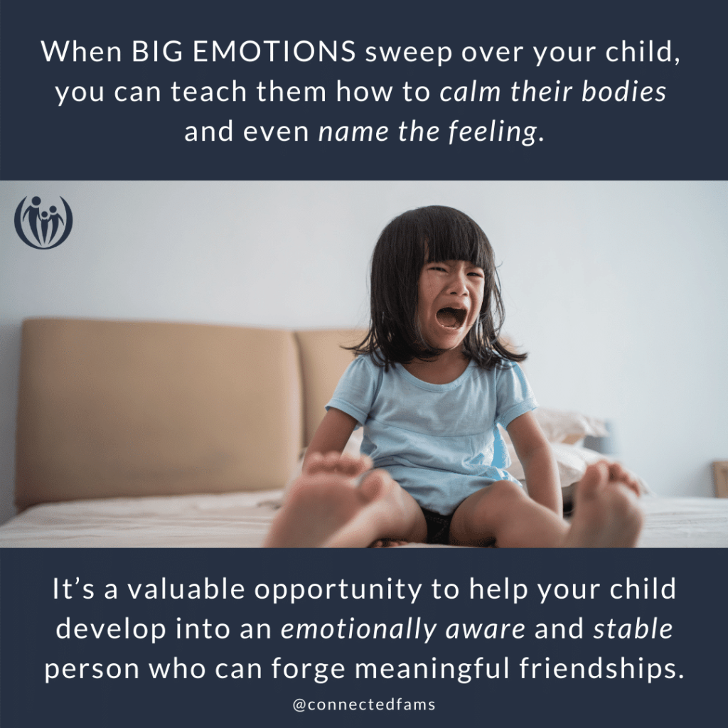 emotional regulation activities to help your child learn to calm down
