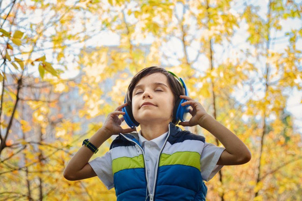 Use music for self-regulation