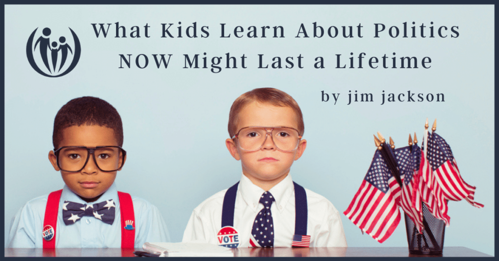 kids learn about politics