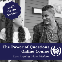 Small Group: Power of Questions Online Course