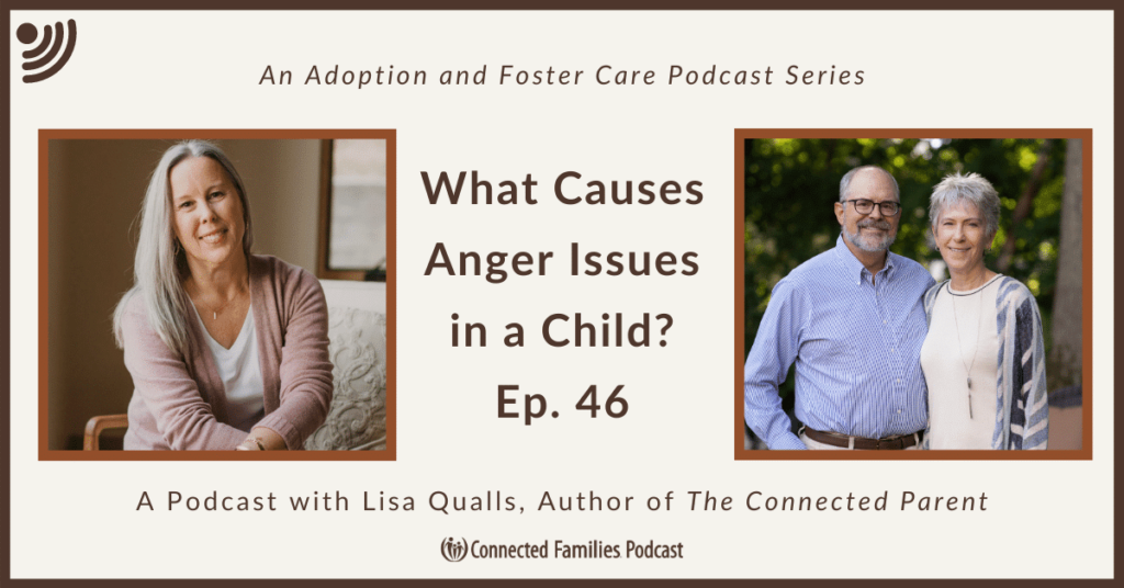 46 podcast what causes anger issues