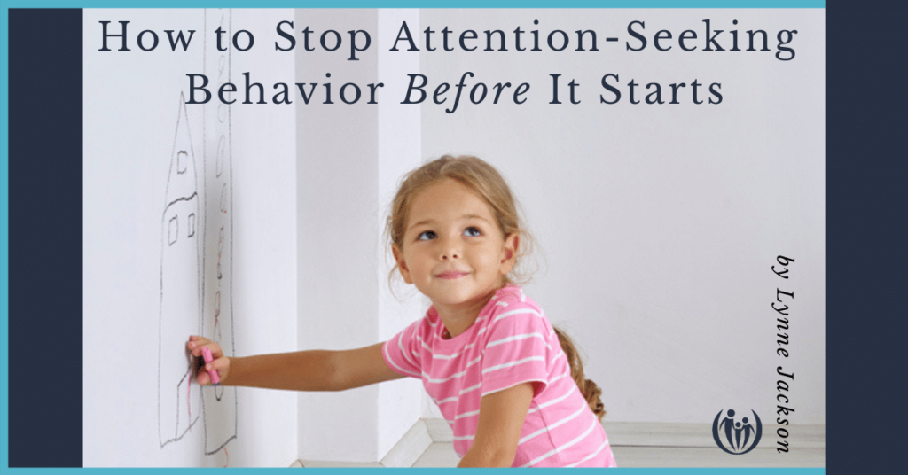 Attention Seeking Behavior 2