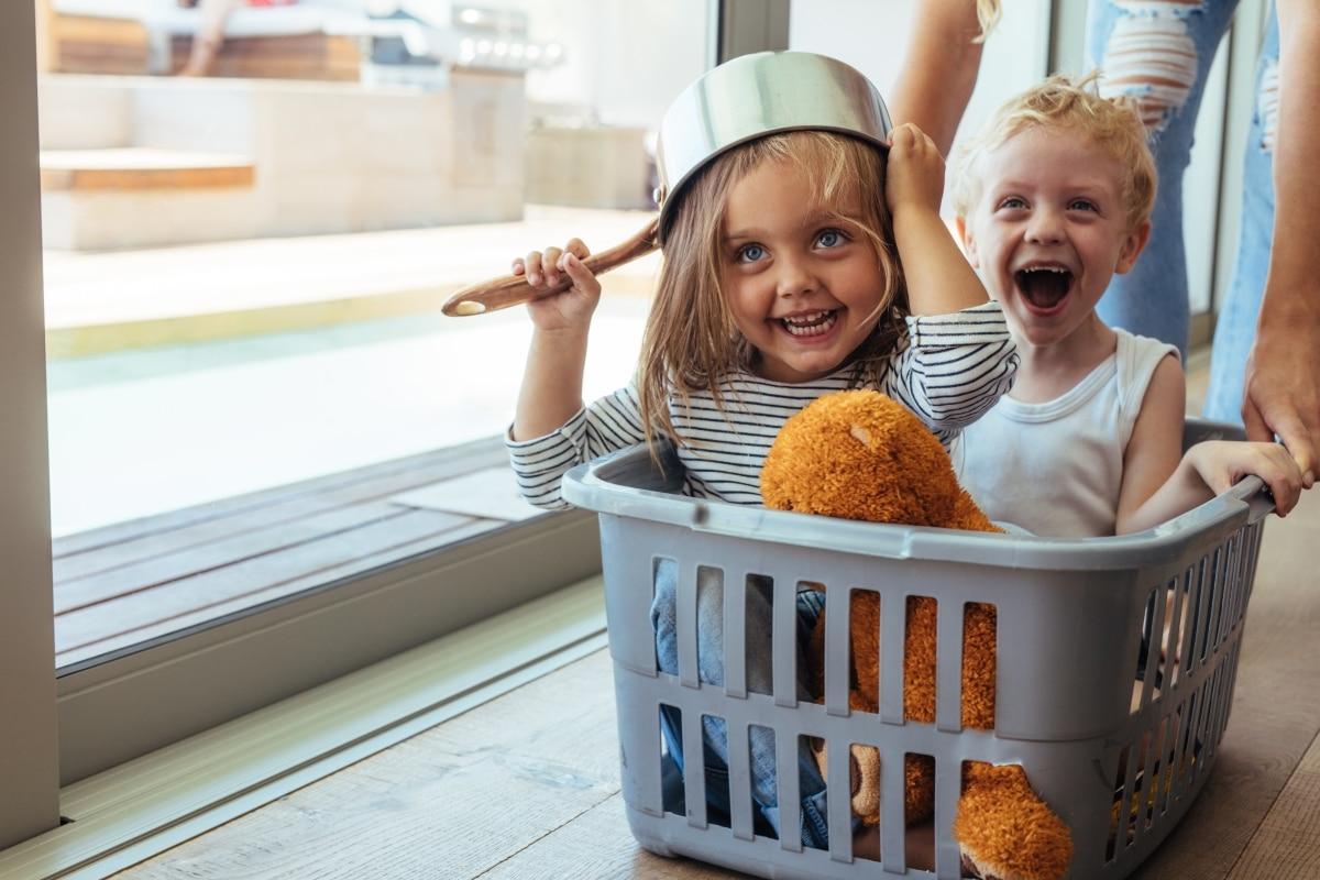 60 ways to get kids moving