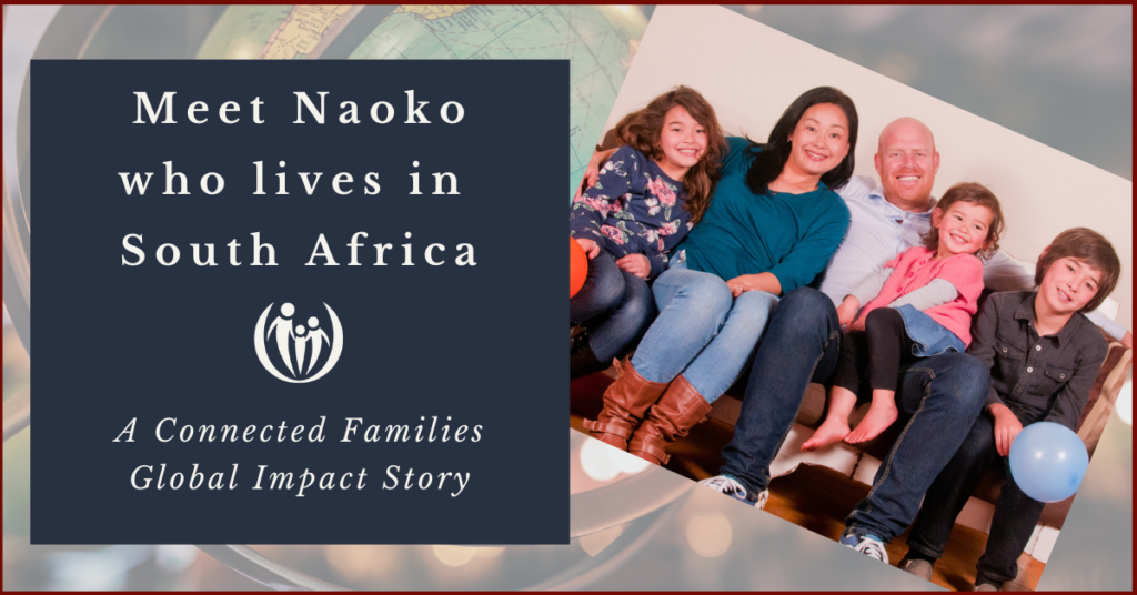 Naoko South Africa Global Impact 1