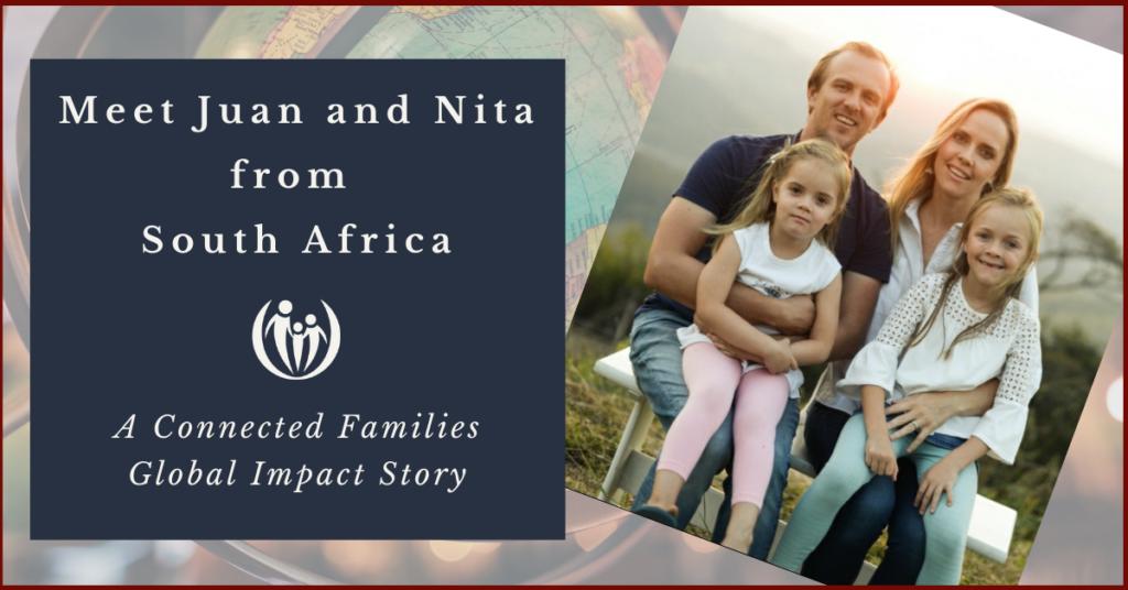 Nita Juan South Africa Global Impact