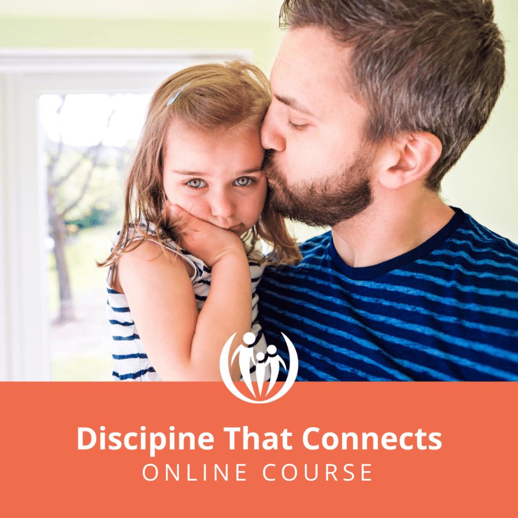 discipline that connects online parenting course