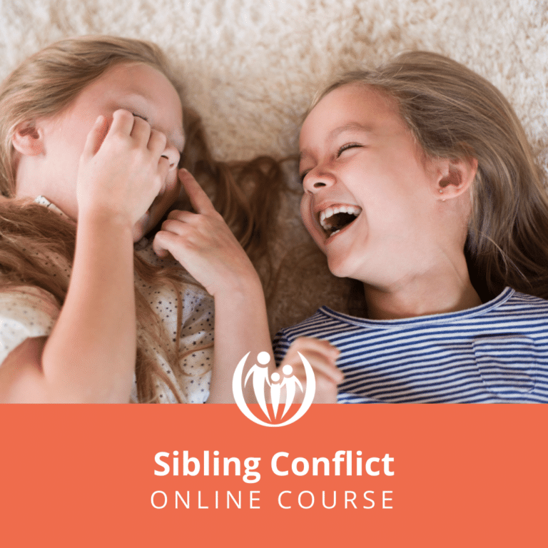 sibling bickering parenting course