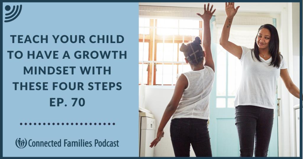 teach your child a growth mindset