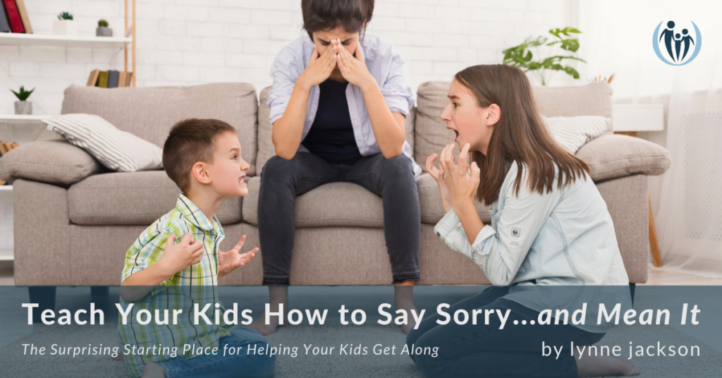 how to say sorry