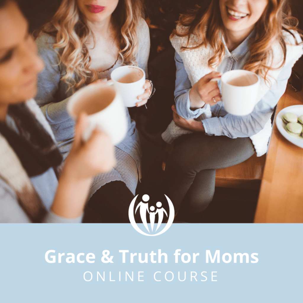 Grace Truth for Moms Online Course