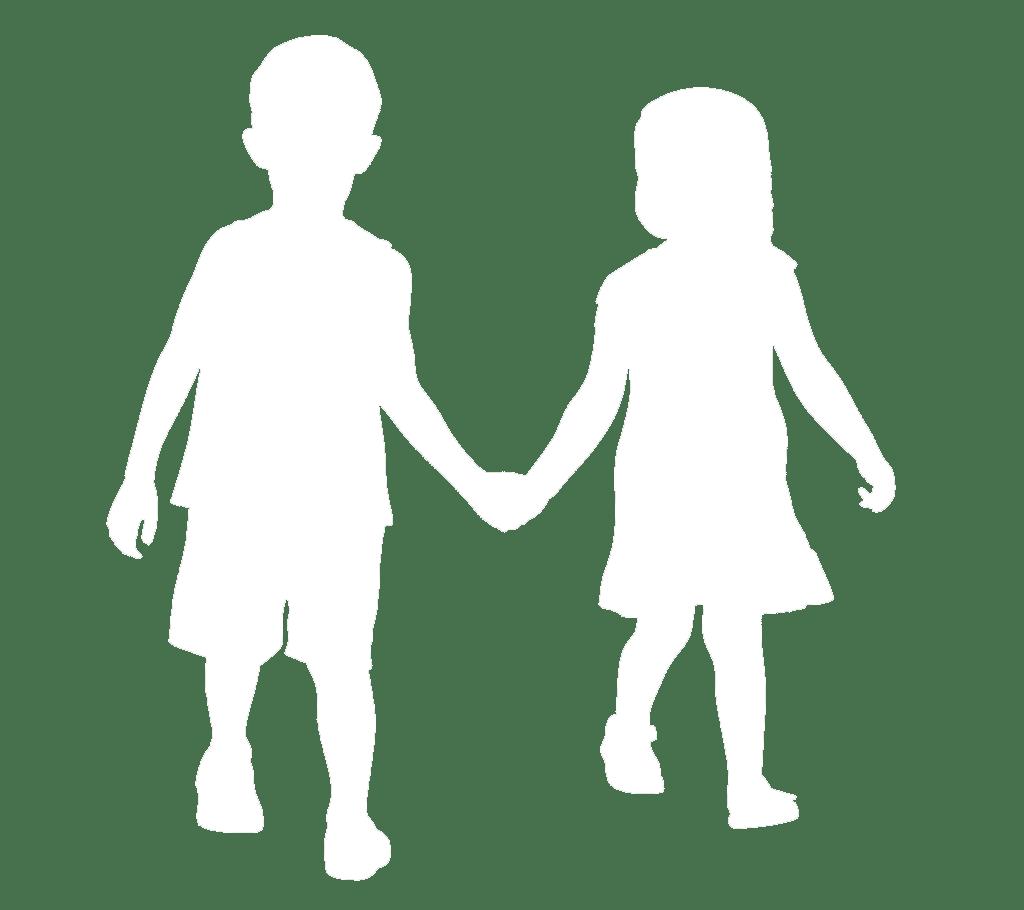 siblings connected
