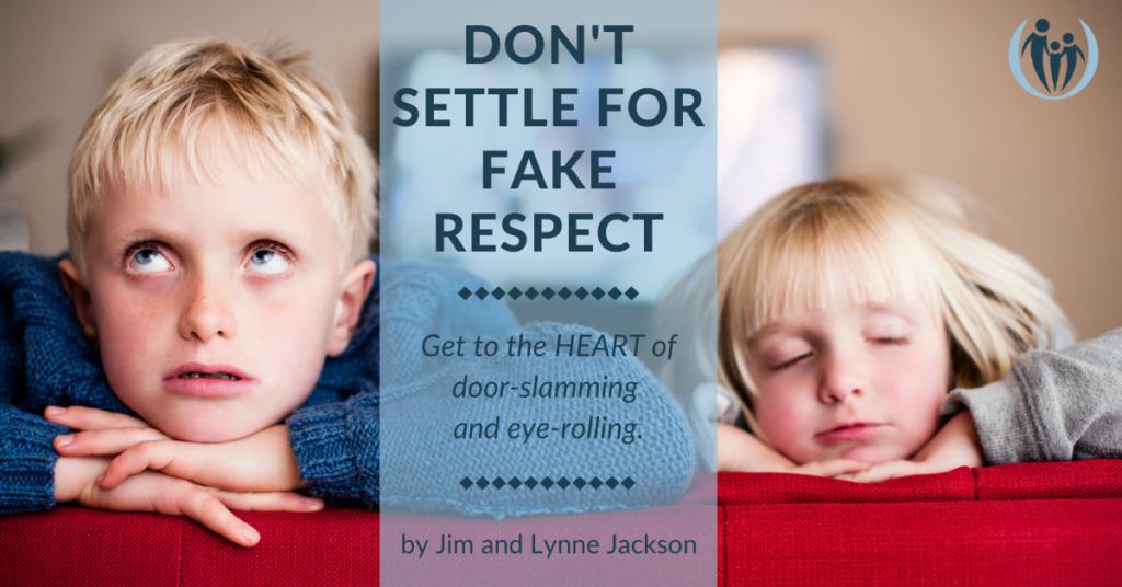 Dont Settle for Fake Respect 1